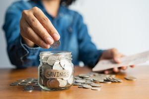 Woman Saving with the Retirement Planning Services at Maggio Financial